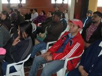 Padres de familia de Soacha siguen capacitándose en farmacodependencia