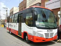 Se inicia reposición de buses viejos en Soacha