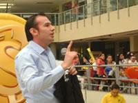 Concejal Andrés Jaramillo promueve el cuidado del medio ambiente