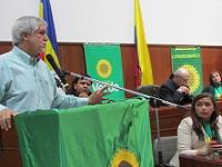 El Partido Verde y la 'tercería' para las elecciones de 2014