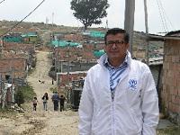 Nuevo representante de la ACNUR visitó Soacha