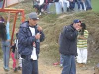 Sancocho y rap en la comuna seis
