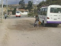 Falta de pavimentación afecta salud pública  en  comuna cinco