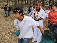 Indígenas de Soacha participaron en campeonato de Turmequé