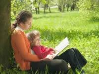 Lectura bajo los árboles, este sábado en el parque nacional