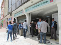 Edificio del Hospital Mario Gaitán Yanguas sería entregado a la Universidad de Cundinamarca
