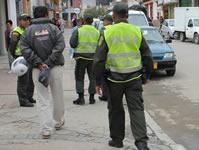 Municipio comenzó decomiso de mercancías a quienes invaden el espacio público