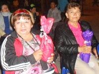 Con integración, música y obsequios, el barrio Mariscal Sucre celebró el amor y la amistad