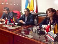 """""""Concejo de Soacha está torpedeando  la labor del alcalde"""""""