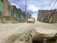 Villa Mercedes sin vías dignas para transitar