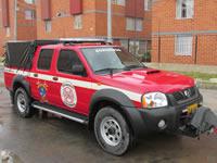 ¿Qué pasa con los vehículos de los bomberos de Soacha?