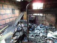 Administración de El Colegio inicia campaña para ayudar a damnificados por incendio
