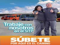 Feria de empleabilidad SITP en localidad San Cristóbal