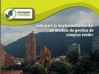 Bogotá tiene nueva guía para compras verdes
