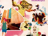 Nutrida agenda del Ministerio de cultura para el mes de octubre