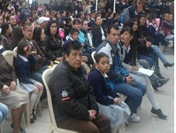 Familias de Soacha continúan capacitándose en fármacodependencia