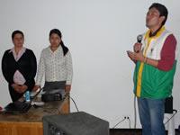 Comunales de Soacha inician formación técnica en Manejo Ambiental
