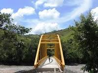 Hoy se inaugura puente en Medina