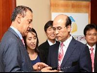 Corea fortalece medio ambiente departamental