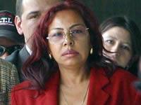 'La Gata' pide ser trasladada a cárcel El Buen Pastor