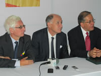 En Soacha se inauguró la primera planta de vidrio flotado de Colombia