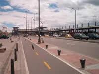 Avenida de Las Américas iría hasta Mosquera y Madrid