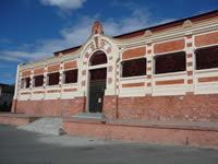 Plaza de Mercado se convierte en Sala de Arte