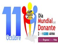Mañana, día mundial del donante