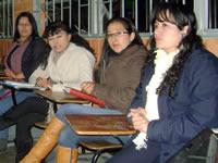 Madres comunitarias de Soacha también están en paro