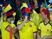 Recomendaciones de la Policía para el partido de Colombia frente a Chile