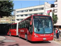 Buses transmilenio tendrán Wi-Fi
