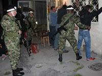 Primera noche de Toque de Queda y restricción al porte de armas en Soacha