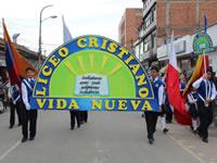 Liceo Cristiano Vida Nueva hace parte del ejército de Cristo