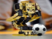 Proyectos robóticos en el Planetario Distrital
