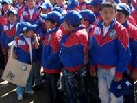 Niños de Cota nominados a premio