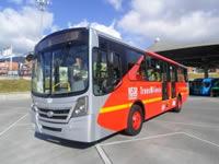 Pronto llegarán buses híbridos para Bogotá