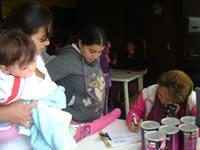 Se clausuró programa de entrega de suplementos alimenticios a madres gestantes y lactantes