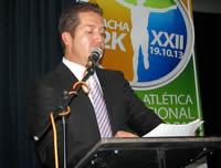 Ceremonia de lanzamiento de la Carrera Atlética Internacional 'Soacha 12K'