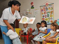 Madres Comunitarias serán contratadas a término indefinido