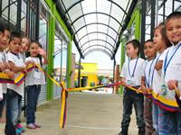 Fusagasugá estrena Centro de Desarrollo Infantil