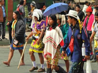 ESMAD arremete contra Minga indígena de Risaralda