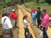 El Colegio rinde cuentas en construcción de obras