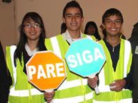 Madrid clausura  campaña de seguridad vial