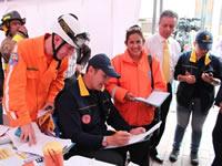 Soacha está lista para el III Simulacro Nacional de Evacuación