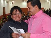 Chía entregó subsidios de vivienda