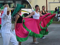 Inició la semana cultural de Madrid