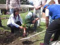 Con festival ambiental Yacopí celebró el Bicentenario