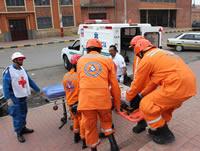 Siete muertos y 28 heridos dejó sismo de 7.8 grados en Soacha