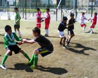 Atlético Soacha F.C no cuenta con un campo de juego digno para entrenar