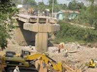 Puente de Muña entrará a funcionar en dos semanas